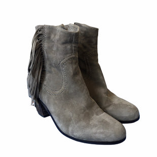 Primary Photo - BRAND: SAM EDELMAN STYLE: BOOTS ANKLE COLOR: TAN SIZE: 7.5 OTHER INFO: AS IS SKU: 283-283135-4164