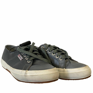 Primary Photo - BRAND: SUPERGA STYLE: SHOES LOW HEEL COLOR: GREY SIZE: 8.5 OTHER INFO: AS IS SKU: 283-283124-22790