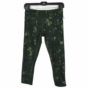Primary Photo - BRAND: MARIKA STYLE: ATHLETIC CAPRIS COLOR: GREEN SIZE: S SKU: 283-283149-2072