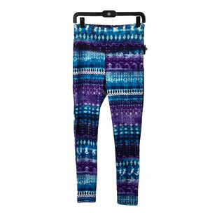 Primary Photo - BRAND: GAIAM STYLE: ATHLETIC PANTS COLOR: BLUE SIZE: M SKU: 283-283149-8055