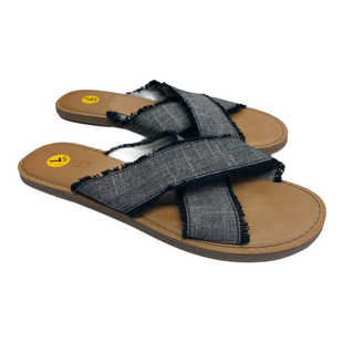 Primary Photo - BRAND: TOMS STYLE: SANDALS FLAT COLOR: GREY SIZE: 7 SKU: 283-283133-14102