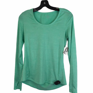 Primary Photo - BRAND: ATHLETA STYLE: ATHLETIC TOP COLOR: AQUA SIZE: S SKU: 283-283133-17025