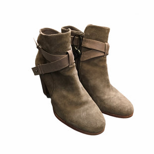 Primary Photo - BRAND: GIANNI BINI STYLE: BOOTS ANKLE COLOR: BROWN SIZE: 8 SKU: 283-28388-19935