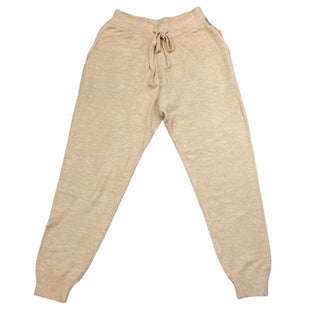 Primary Photo - BRAND: KORI AMERICA STYLE: ATHLETIC PANTS COLOR: TAN SIZE: L OTHER INFO: 2 PIECE SET SKU: 283-28388-24408