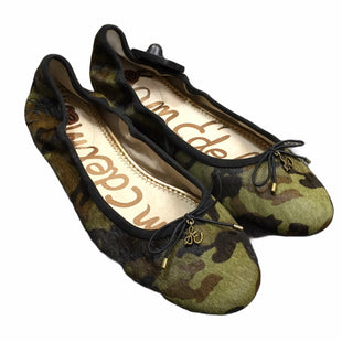 Primary Photo - BRAND: SAM EDELMAN STYLE: SHOES FLATS COLOR: CAMOFLAUGE SIZE: 10 SKU: 283-283151-1829