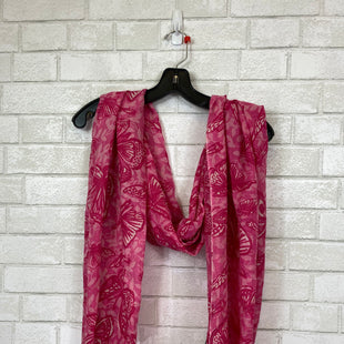Primary Photo - BRAND:    CLOTHES MENTOR STYLE: SCARF COLOR: PINK OTHER INFO: AS IS SKU: 283-283124-20411