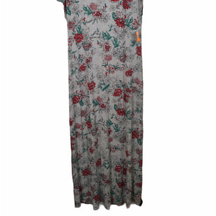 Primary Photo - BRAND: LULAROE STYLE: DRESS SHORT SHORT SLEEVE COLOR: GREY SIZE: L SKU: 283-28388-20316