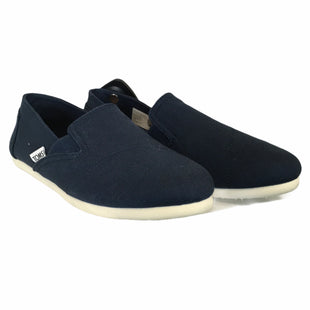 Primary Photo - BRAND: TOMS STYLE: SHOES FLATS COLOR: NAVY SIZE: 6 SKU: 283-283133-15565