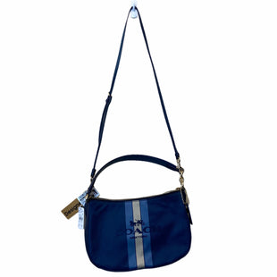 Primary Photo - BRAND: COACH STYLE: HANDBAG DESIGNER COLOR: BLUE SIZE: SMALL OTHER INFO: AS IS SKU: 283-283133-15262