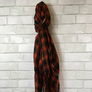 Primary Photo - BRAND:    CLOTHES MENTOR STYLE: SCARF COLOR: ORANGE SKU: 283-283149-4644