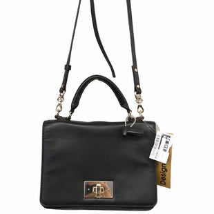 Primary Photo - BRAND: KATE SPADE STYLE: HANDBAG DESIGNER COLOR: BLACK SIZE: MEDIUM OTHER INFO: AS IS SKU: 283-28388-21889