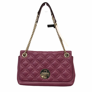 Primary Photo - BRAND: KATE SPADE STYLE: HANDBAG DESIGNER COLOR: PURPLE SIZE: SMALL OTHER INFO: AS IS SKU: 283-28388-21314
