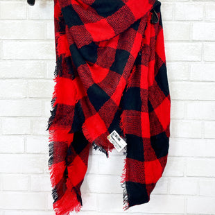 Primary Photo - BRAND:    CLOTHES MENTOR STYLE: SCARF COLOR: RED SKU: 283-283149-2737