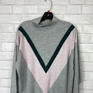 Primary Photo - BRAND: OLD NAVY STYLE: SWEATER LIGHTWEIGHT COLOR: GREY SIZE: S SKU: 283-283104-8155