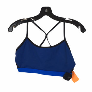 Primary Photo - BRAND: FABLETICS STYLE: BRA COLOR: BLUE SIZE: M SKU: 283-283151-1853