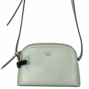 Primary Photo - BRAND: KATE SPADE STYLE: HANDBAG DESIGNER COLOR: MINT SIZE: SMALL OTHER INFO: AS IS SKU: 283-28388-27600