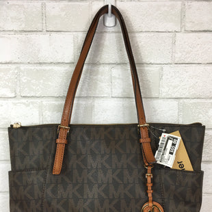 Primary Photo - BRAND: MICHAEL KORS STYLE: HANDBAG DESIGNER COLOR: BROWN SIZE: MEDIUM OTHER INFO: AS IS SKU: 283-28388-13579