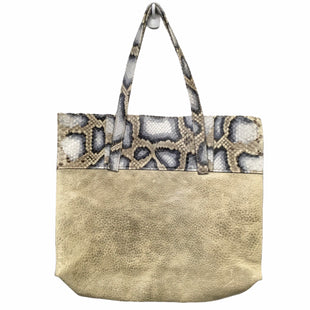 Primary Photo - BRAND:  B MAY STYLE: HANDBAG DESIGNER COLOR: SNAKESKIN PRINT SIZE: MEDIUM OTHER INFO: B MAY - AS IS - INSIDE STAINING SKU: 283-283133-16912