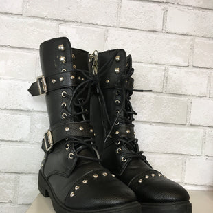 Primary Photo - BRAND: SEVEN 7 STYLE: BOOTS ANKLE COLOR: BLACK SIZE: 8 SKU: 283-283149-4163