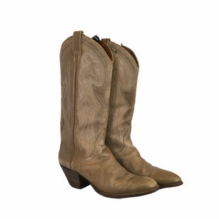 Primary Photo - BRAND: DAN POST STYLE: BOOTS DESIGNER COLOR: TAN SIZE: 6.5 OTHER INFO: AS IS SKU: 283-283124-21009