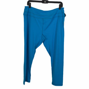 Primary Photo - BRAND:    CLOTHES MENTOR STYLE: ATHLETIC CAPRIS COLOR: BLUE SIZE: L OTHER INFO: CEE BEE  - SKU: 283-283135-5343