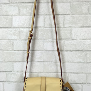 Primary Photo - BRAND: DOONEY AND BOURKE STYLE: HANDBAG DESIGNER COLOR: YELLOW SIZE: SMALL OTHER INFO: AS IS SKU: 283-283124-20780