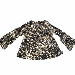 Primary Photo - BRAND: NINE WEST STYLE: TOP LONG SLEEVE COLOR: ANIMAL PRINT SIZE: L SKU: 283-283134-8924