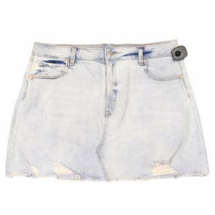 Primary Photo - BRAND: WILD FABLE STYLE: SKIRT COLOR: DENIM SIZE: 16 SKU: 283-28388-27808