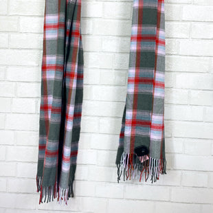 Primary Photo - BRAND:    CLOTHES MENTOR STYLE: SCARF WINTER COLOR: GREY SKU: 283-283135-2229