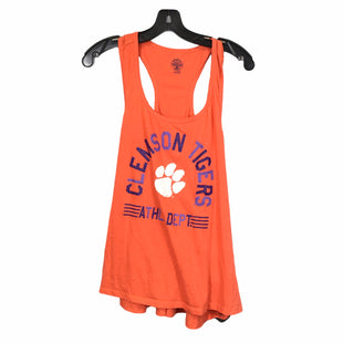 Primary Photo - BRAND:    CLOTHES MENTOR STYLE: ATHLETIC TANK TOP COLOR: ORANGE SIZE: L OTHER INFO: RIVALRY THREADS - SKU: 283-28388-19792