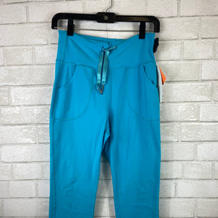 Primary Photo - BRAND: LULULEMON STYLE: ATHLETIC PANTS COLOR: BLUE SIZE: M SKU: 283-283104-7111