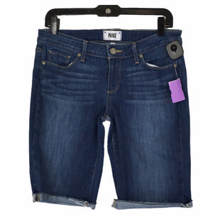 Primary Photo - BRAND: PAIGE STYLE: SHORTS COLOR: DENIM SIZE: 28 OTHER INFO: 6 SKU: 283-283135-5160