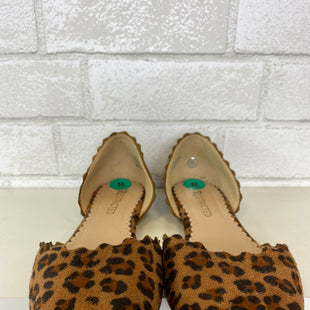 Primary Photo - BRAND: RESTRICTED STYLE: SHOES FLATS COLOR: ANIMAL PRINT SIZE: 8 OTHER INFO: AS IS SKU: 283-283124-20278