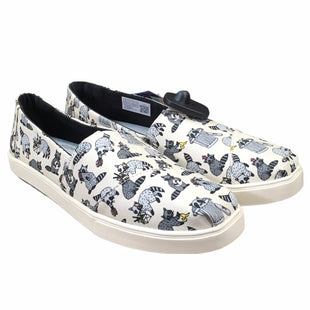 Primary Photo - BRAND: TOMS STYLE: SHOES LOW HEEL COLOR: CREAM SIZE: 10 SKU: 283-28388-27653