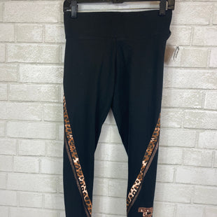 Primary Photo - BRAND: PINK STYLE: ATHLETIC CAPRIS COLOR: BLACK SIZE: S SKU: 283-28312-4033