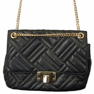 Primary Photo - BRAND: MICHAEL KORS STYLE: HANDBAG DESIGNER COLOR: BLACK SIZE: MEDIUM OTHER INFO: AS IS SKU: 283-283149-9231
