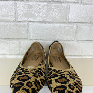 Primary Photo - BRAND: SKECHERS STYLE: SHOES FLATS COLOR: ANIMAL PRINT SIZE: 9.5 OTHER INFO: AS IS SKU: 283-28388-13740
