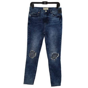 Primary Photo - BRAND: FREE PEOPLE STYLE: JEANS COLOR: DENIM SIZE: 30 SKU: 283-283148-1477
