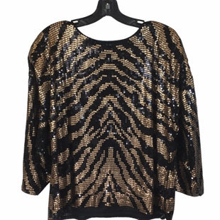 Primary Photo - BRAND: EXPRESS STYLE: TOP LONG SLEEVE COLOR: BLACK SIZE: XL SKU: 283-28388-27935