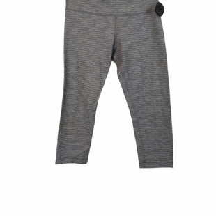 Primary Photo - BRAND: LULULEMON STYLE: ATHLETIC CAPRIS COLOR: GREY SIZE: 8 SKU: 283-28388-21482