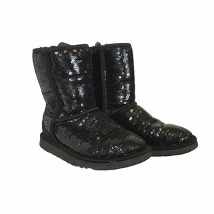 Primary Photo - BRAND: UGG STYLE: BOOTS DESIGNER COLOR: BLACK SIZE: 5 OTHER INFO: AS IS SKU: 283-28388-14941