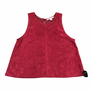 Primary Photo - BRAND: MIAMI STYLE: TOP SLEEVELESS COLOR: RED SIZE: M SKU: 283-283149-7269