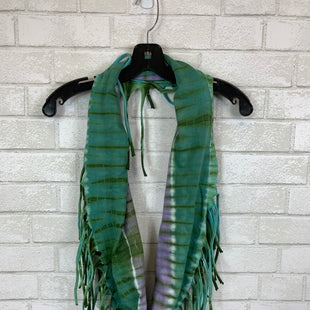 Primary Photo - BRAND:    CLOTHES MENTOR STYLE: SCARF WINTER COLOR: GREEN SKU: 283-283104-9360