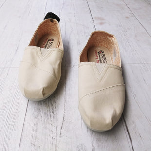 Primary Photo - BRAND: BOBS STYLE: SHOES FLATS COLOR: CREAM SIZE: 7.5 SKU: 283-283134-6802