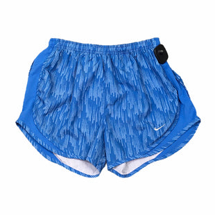Primary Photo - BRAND: NIKE APPAREL STYLE: ATHLETIC SHORTS COLOR: BLUE SIZE: S SKU: 283-28388-27510