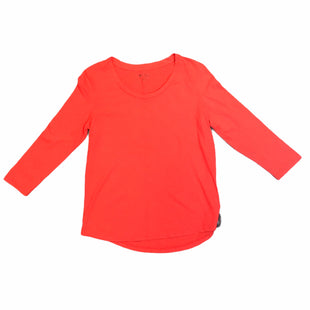 Primary Photo - BRAND: NEW DIRECTIONS STYLE: TOP LONG SLEEVE BASIC COLOR: RED SIZE: S SKU: 283-28388-20161