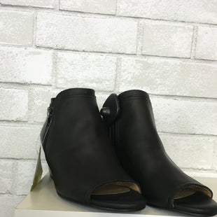 Primary Photo - BRAND: NATURAL SOUL STYLE: BOOTS ANKLE COLOR: BLACK SIZE: 7.5 OTHER INFO: AS IS SKU: 283-28388-13657