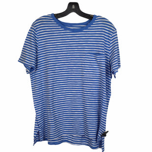 Primary Photo - BRAND: OLD NAVY STYLE: TOP SHORT SLEEVE BASIC COLOR: BLUE SIZE: L SKU: 283-283135-5207