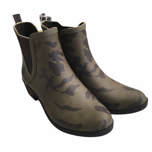 Primary Photo - BRAND: LUCKY BRAND STYLE: BOOTS ANKLE COLOR: CAMOFLAUGE SIZE: 10 SKU: 283-28388-26378