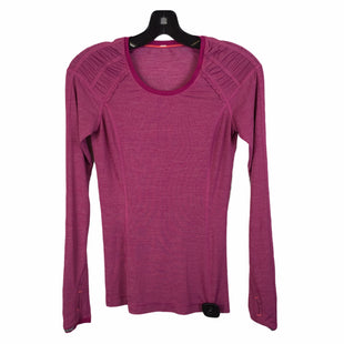 Primary Photo - BRAND: LULULEMON STYLE: ATHLETIC TOP COLOR: PINK SIZE: 2 OTHER INFO: XS SKU: 283-28388-23443